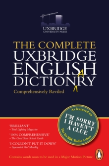 The Complete Uxbridge English Dictionary : I'm Sorry I Haven't a Clue, EPUB eBook