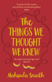 The Things We Thought We Knew, EPUB eBook
