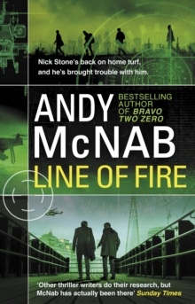Line of Fire : (Nick Stone Thriller 19), EPUB eBook