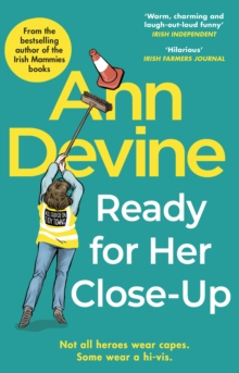 Ann Devine, Ready for Her Close-Up, EPUB eBook