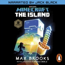 Minecraft: The Island : An Official Minecraft Novel, eAudiobook MP3 eaudioBook