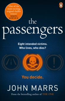 The Passengers : A near-future thriller with a killer twist, EPUB eBook