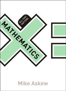 Mathematics: All That Matters, Paperback / softback Book