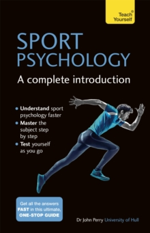 Sport Psychology: A Complete Introduction, Paperback Book