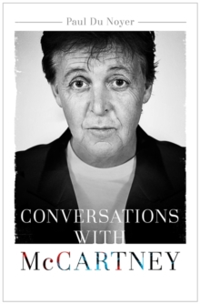 Conversations with McCartney, Hardback Book