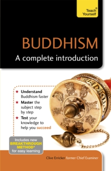Buddhism: A Complete Introduction: Teach Yourself, Paperback Book