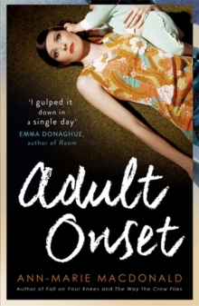 Adult Onset, Paperback Book