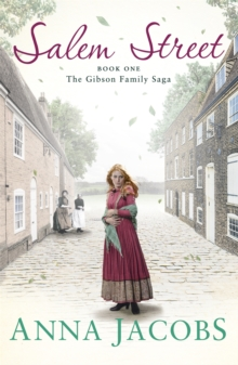 Salem Street : Book One in the brilliantly heartwarming Gibson Family Saga, Paperback / softback Book