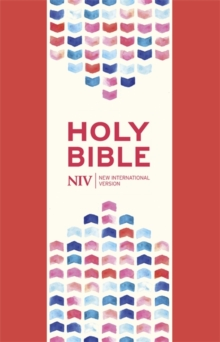 NIV Thinline Coral Pink Soft-tone Bible with Zip, Paperback / softback Book