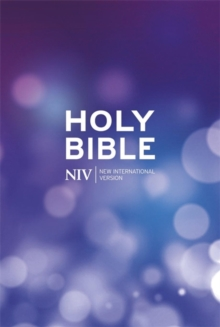 NIV Tiny Hardback Bible, Hardback Book