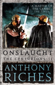 Onslaught: The Centurions II, Hardback Book