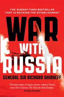 War With Russia : An urgent warning about the immediate threat from Russia, Paperback Book