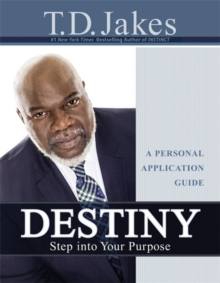 Destiny Personal Application Guide, Paperback Book