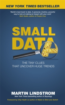 Small Data : The Tiny Clues That Uncover Huge Trends, Paperback / softback Book