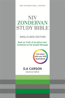 NIV Zondervan Study Bible (Anglicised) : Soft-tone, Paperback / softback Book