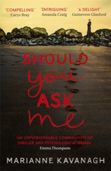 Should You Ask Me, Paperback Book