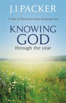 Knowing God Through the Year, Paperback / softback Book