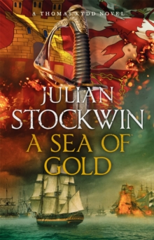 A Sea of Gold : Thomas Kydd 21, Hardback Book
