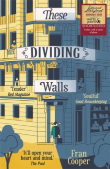 These Dividing Walls : Shortlisted for the 2018 Edward Stanford Travel Writing Award, Paperback / softback Book