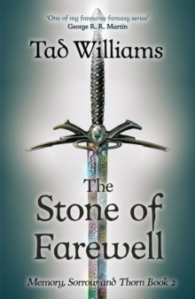 Stone of Farewell : Memory, Sorrow & Thorn Book 2, Paperback / softback Book