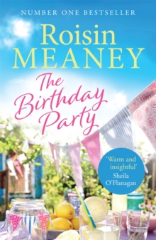 The Birthday Party : The spell-binding new summer read from the Number One bestselling author, Paperback / softback Book