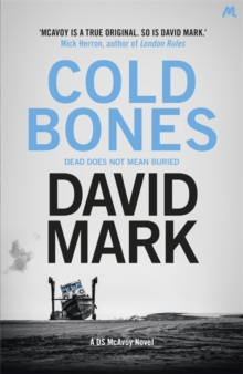 Cold Bones : The 8th DS McAvoy Novel, Hardback Book