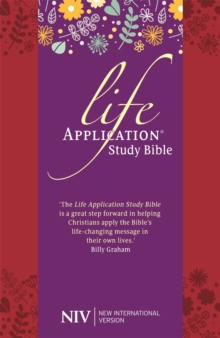 NIV Life Application Study Bible (Anglicised), Paperback / softback Book