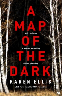 A Map of the Dark, Hardback Book