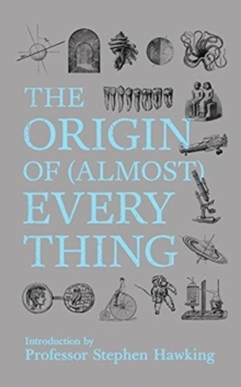 New Scientist: The Origin of Almost Everything, Hardback Book