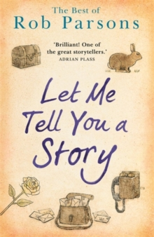Let Me Tell You A Story, Hardback Book