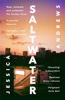 Saltwater: Winner of the Portico Prize, Paperback / softback Book