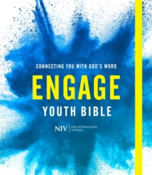 Engage : The NIV Youth Bible - Connecting You With God's Word, Hardback Book