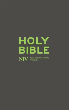 NIV Popular Soft-tone Bible with Zip, Paperback / softback Book
