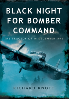 Black Night for Bomber Command, Paperback / softback Book