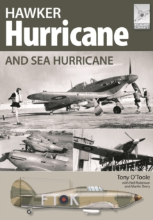 Flight Craft 3: Hawker Hurricane and Sea Hurricane, Paperback / softback Book