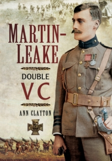 Martin Leake: Double VC, Paperback Book