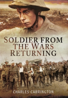 Soldier from the Wars Returning, Paperback / softback Book