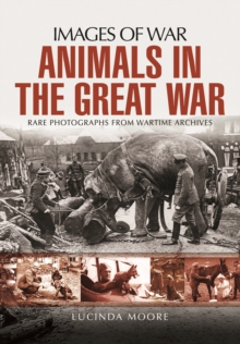 Animals in the Great War, Paperback Book