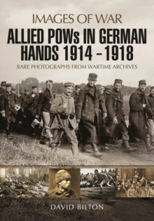 Allied Pows in German Hands 1914 - 1918, Paperback Book