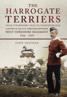 Harrogate Terriers, Hardback Book