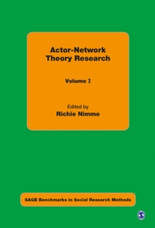 Actor-Network Theory Research, Hardback Book