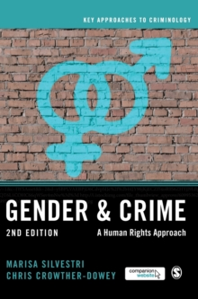 Gender and Crime : A Human Rights Approach, Hardback Book