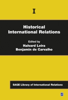 Historical International Relations, Hardback Book
