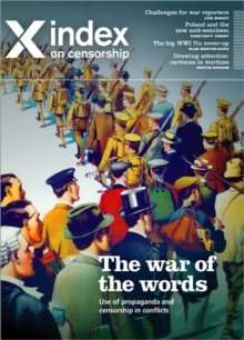 The War of the Words : Use of propaganda and censorship in conflicts, Paperback / softback Book