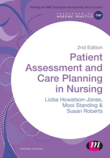 Patient Assessment and Care Planning in Nursing, Paperback Book