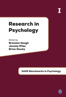 Research in Psychology, Hardback Book