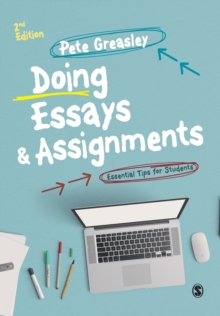 Doing Essays and Assignments : Essential Tips for Students, Paperback / softback Book