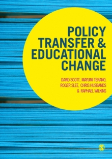 Policy Transfer and Educational Change, Hardback Book