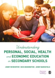 Understanding Personal, Social, Health and Economic Education in Secondary Schools, Hardback Book