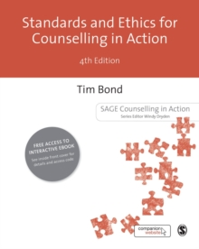 Standards and Ethics for Counselling in Action, Mixed media product Book